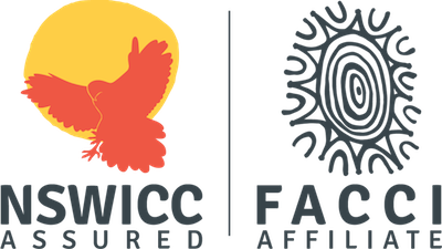 NSWICC & FACCI ASSURED Logo
